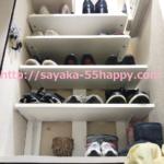 低予算で靴の収納改善!DIYでディアウォール風に棚を増設!【組み立て編】